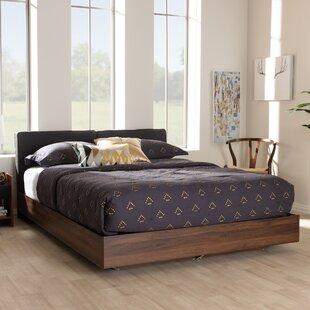 Ivy Bronx Beedle Queen Upholstered Platform Bed