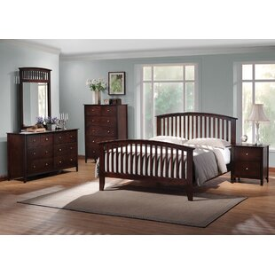 Winston Porter Flint Panel Bed