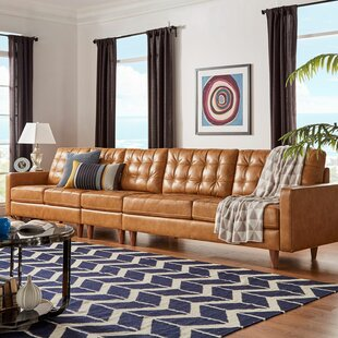 Liberty Street Hoenheim Sectional by 17 Stories