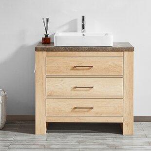 Great choice Kemp 36 Single Bathroom Vanity Set ByUnion Rustic