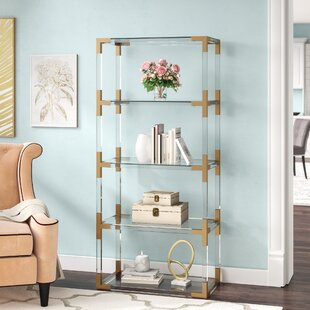 Mariaella Etagere Bookcase..