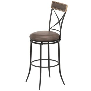 Quantock Swivel Bar Stool (Set of 2)