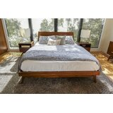 Hogue Platform Bed by Rosecliff Heights