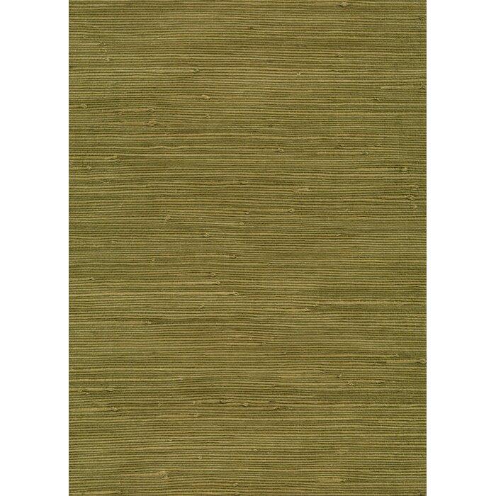 Izumi Grasscloth 24 X 36 Soliid Roll Wallpaper