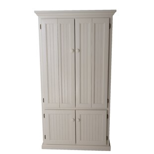Neasa Armoire Desk by Breakwater Bay Best Choices