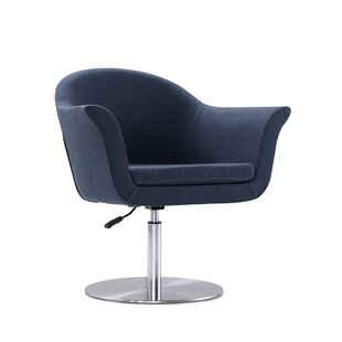 Luttrell Swivel Armchair