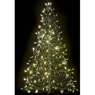Crab Pot Christmas Trees Crab Pot Christmas Tree® with 240 Mini Light LED Lighted Tree