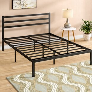 Barth Quick Lock Platform Bed by Trule Teen