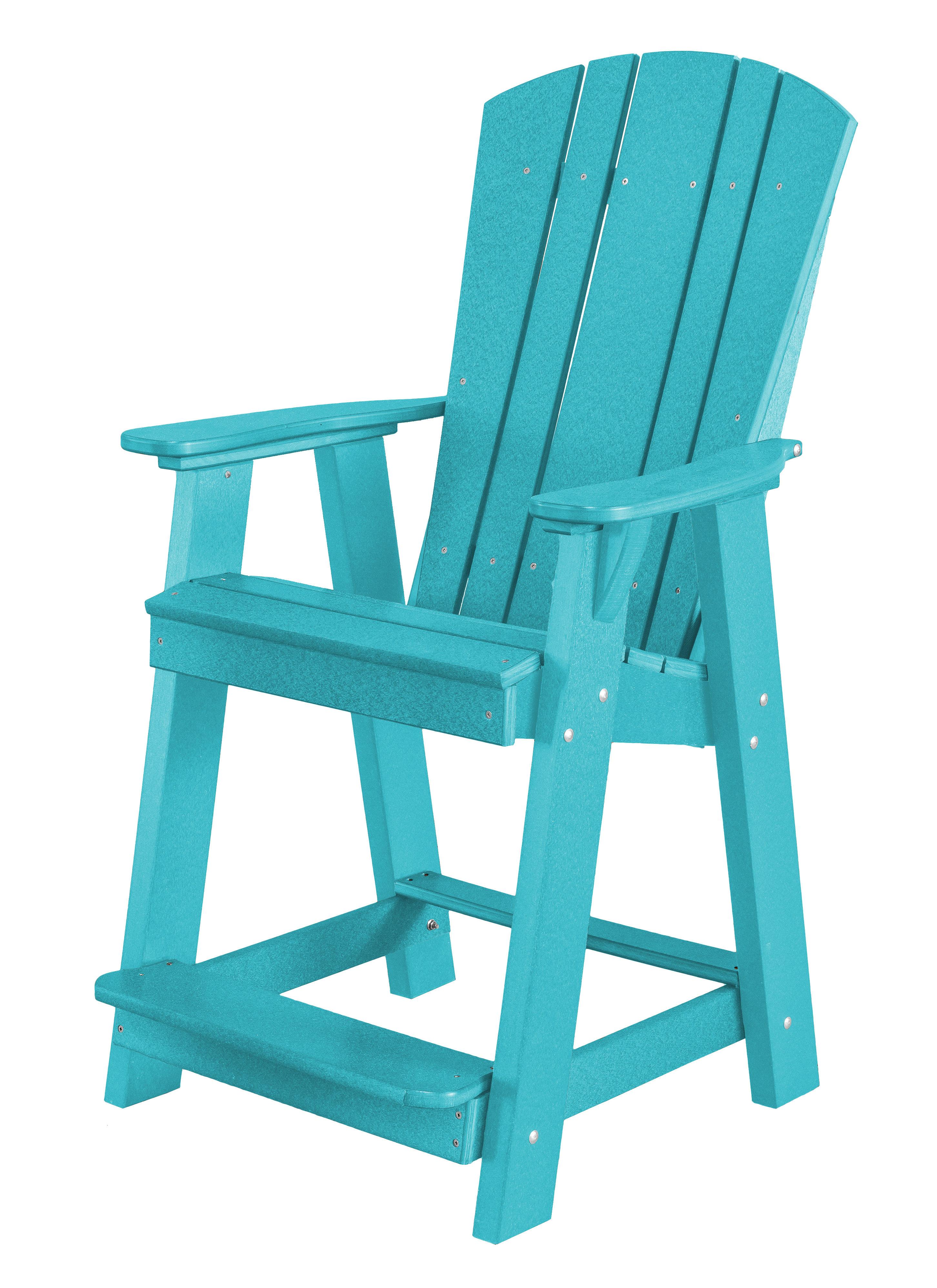 Rosecliff Heights Patricia Plastic Adirondack Chair & Reviews | Wayfair