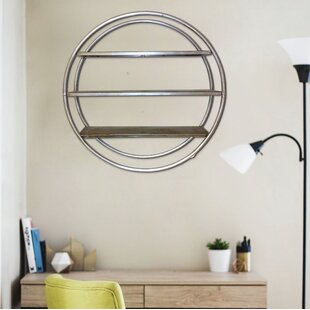 Signal Circular Wall Shelf