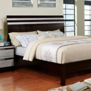 Anamara Contemporary Platform Bed