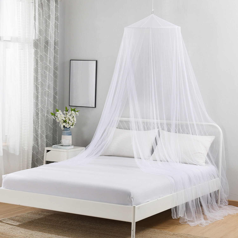 Rosdorf Park Sandown Polyester Bed Canopy Reviews Wayfair