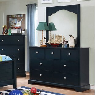 Searching for Sweet 7 Drawer Double Dresser with Mirror by Harriet Bee Reviews (2019) & Buyer's Guide