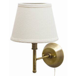 Top Reviews Summitville 13 Pin-up 1-Light Armed Sconce By Three Posts