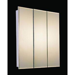 Kole 36 H x 30 W Surface Mounted Medicine Cabinet ByEbern Designs