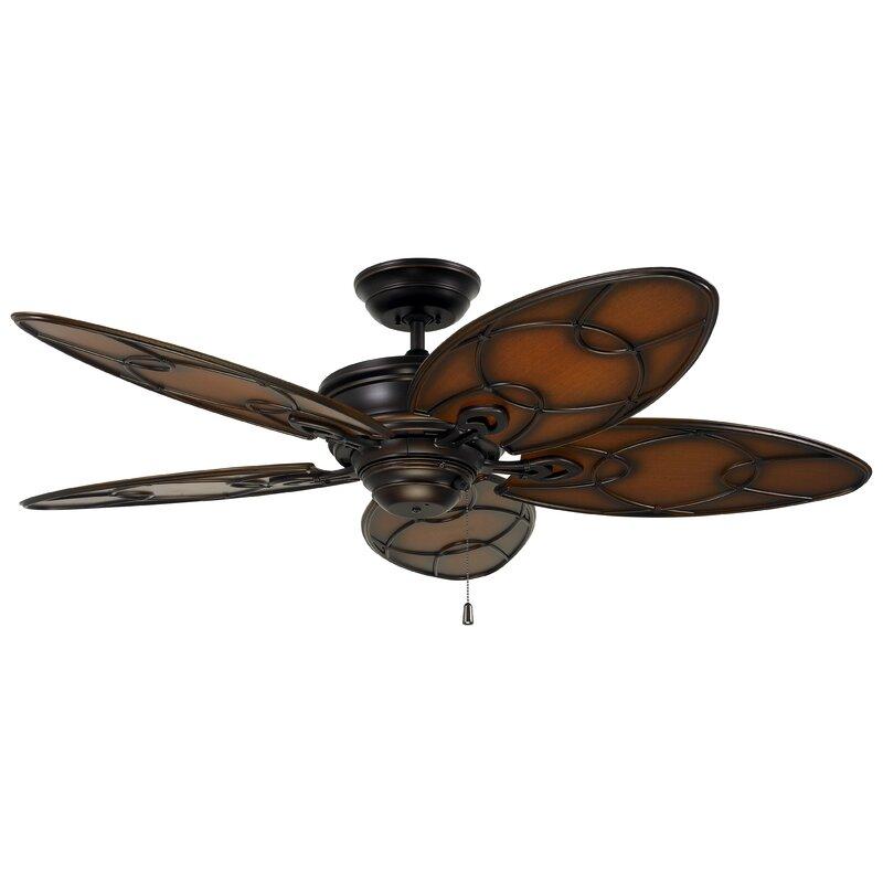 52 Denwood 5 Blade Outdoor Ceiling Fan
