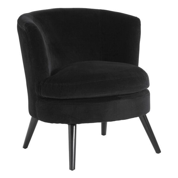 Black Velvet Chair | Wayfair.co.uk