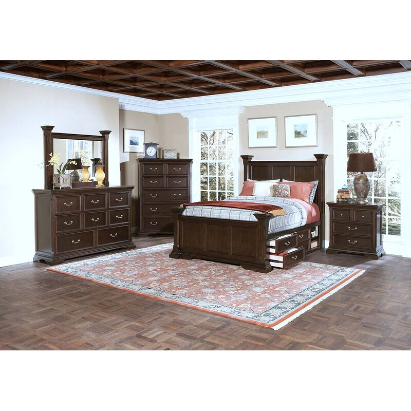 Alcott Hill Darrion 5 Drawer Chest Wayfair