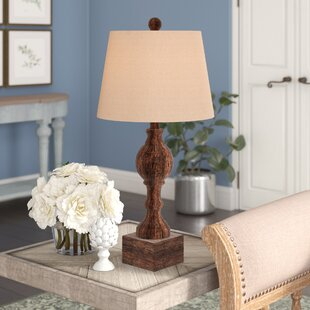 Roxann Rustic Sculpted 27 Table Lamp (Set of 2)