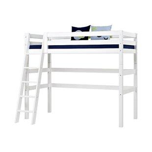 Premium European Single High Sleeper Bed By Hoppekids