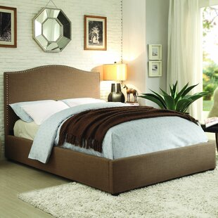 Virden Upholstered Platform Bed by Darby Home Co