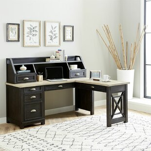 Heatherbrook L-Shape Desk