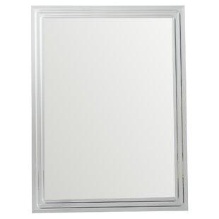 Tetbury Frameless Tri Bevel Wall Mirror
