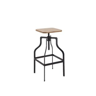 Smart Height Adjustable Swivel Bar Stool By Borough Wharf