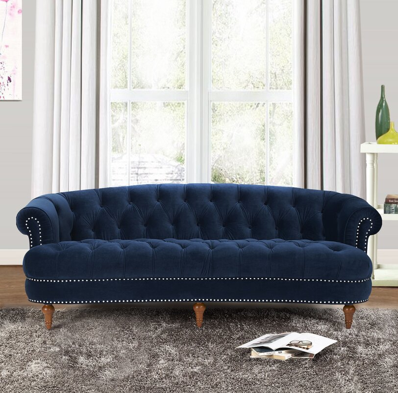 Astoria Grand Ballinger Chesterfield Sofa & Reviews | Wayfair