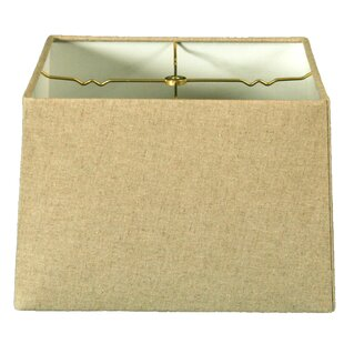 Find 14 Linen Square Lamp Shade By Alcott Hill