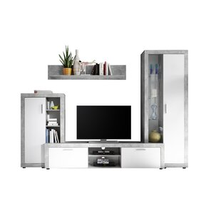 Windell Entertainment Unit For TVs Up To 60
