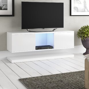 Review Wizz TV Stand For TVs Up To 48