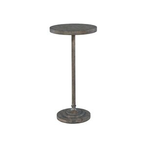 Lincoln Park Slim Post End Table