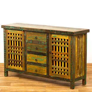 Edler 4 Drawer Sideboard by Bloomsbury Market
