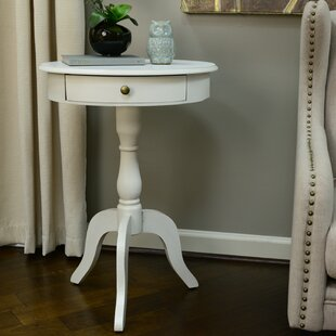 Best Reviews Wedgewood End Table By Charlton Home