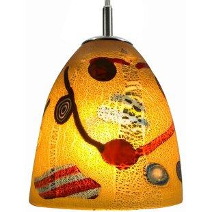 Oggetti Elan 1-Light Bell Pendant
