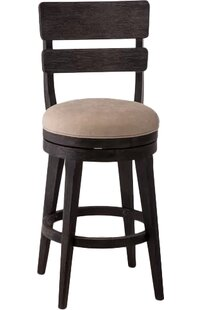 Rowtag 26 Swivel Bar Stool Loon Peak