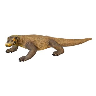 Design Toscano The Grand-scale Wildlife Animal The Komodo Dragon Statue