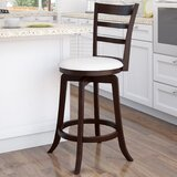 Kearney Swivel Counter & Bar Stool by Darby Home Co
