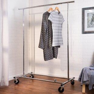 10b39051a4a2 Clothes Racks & Garment Wardrobes You'll Love in 2019