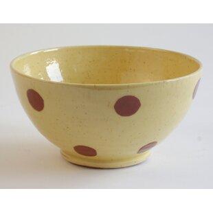 Espinosa 28 oz. Polka-Dot Cereal Bowl
