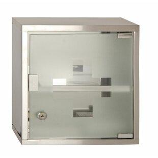 Cutrer 32cm X 32cm Wall Mountable Medicine Cabinet By Rebrilliant