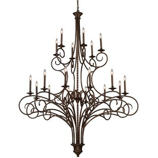 Brenda 18-Light Chandelier..
