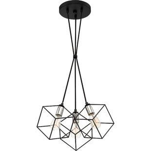 Searching for Theodorus 3-Light Cluster Pendant By Wrought Studio