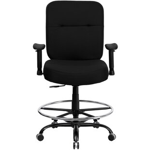 Laduke Drafting Chair by Symple Stuff Cheap