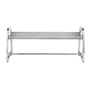 Skyline Leafview Stainless Steel Picnic Bench