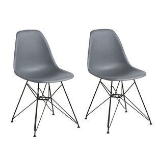 Ocampo Side Chair in GrayBlack