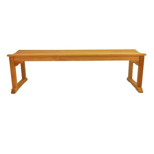 Mason Picnic Wood Bench