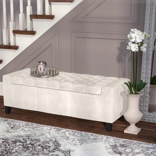 House of Hampton Ilchester Upholstered Storage Bench