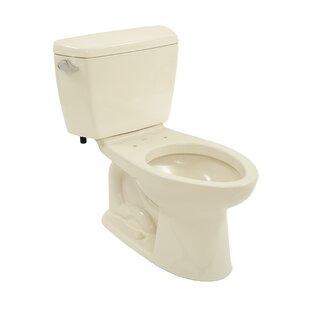 Toto Drake 1.6 GPF Elongated Two-Piece Toilet